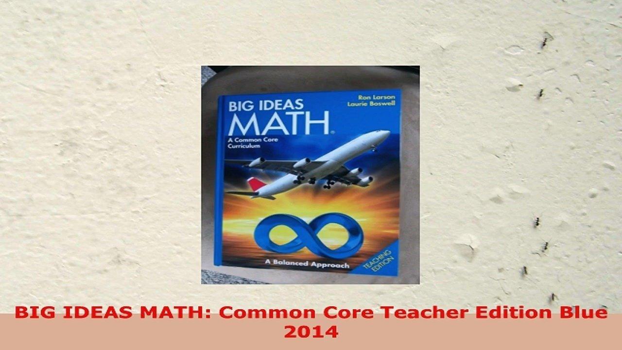 10 Perfect Big Ideas Math Common Core download big ideas math common core teacher edition blue 2014 2020