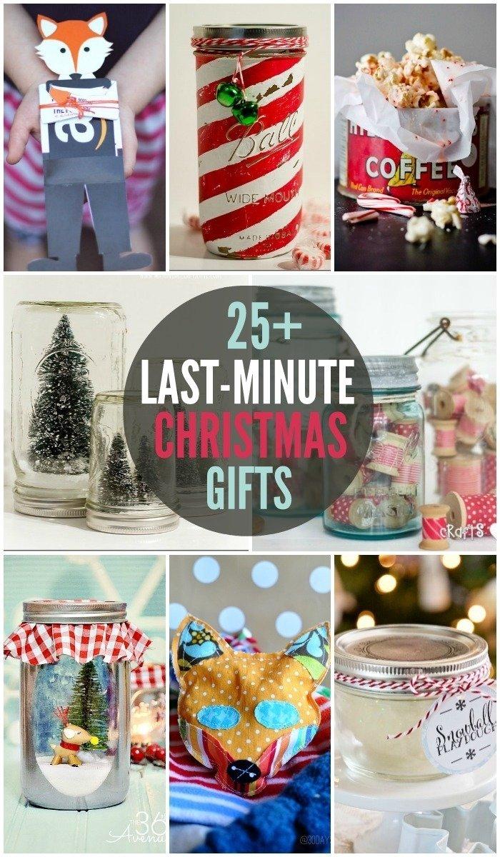 10 Cute Last Minute Homemade Christmas Gift Ideas download last minute christmas gifts to make sangsterward 1 2020