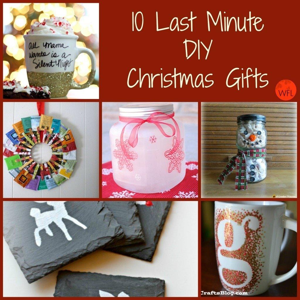 last minute diy christmas gifts   Creativepoem.co