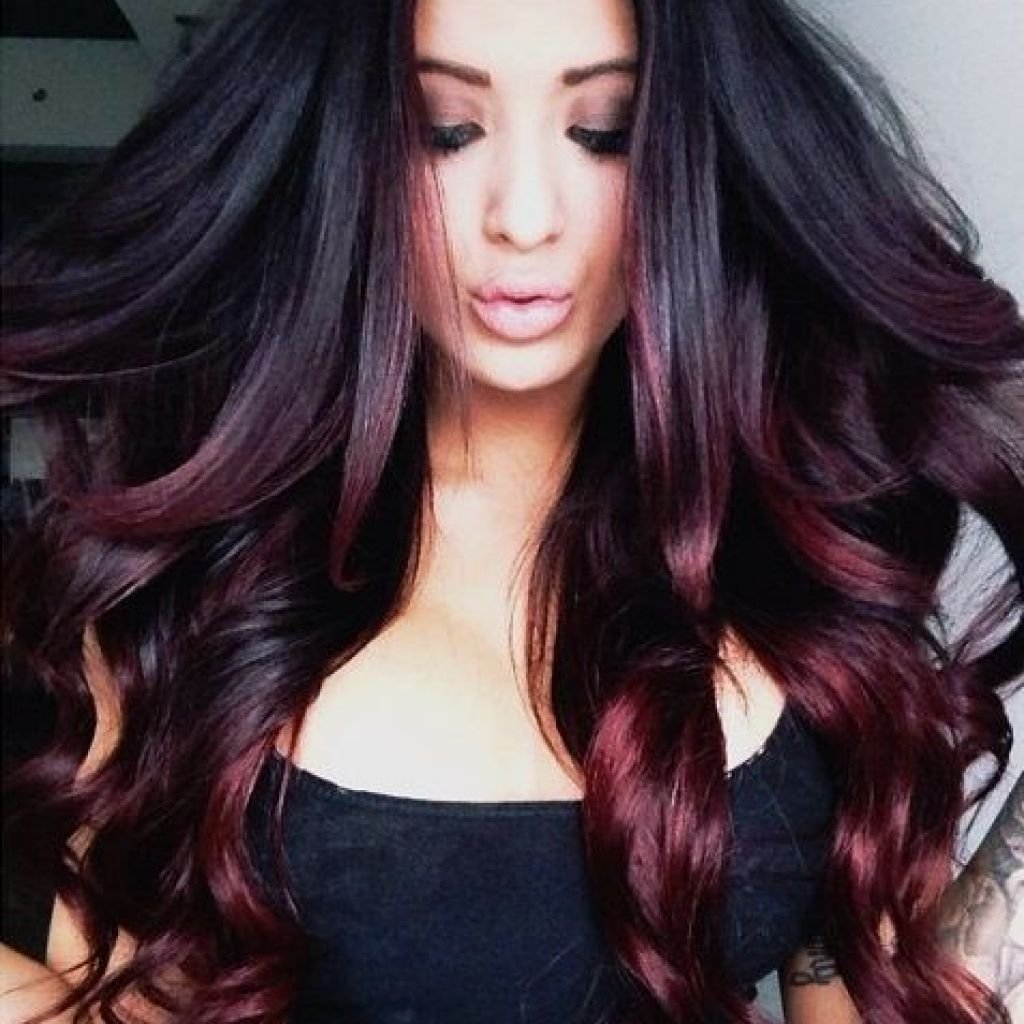 10 Nice Cool Hair Color Ideas For Brunettes