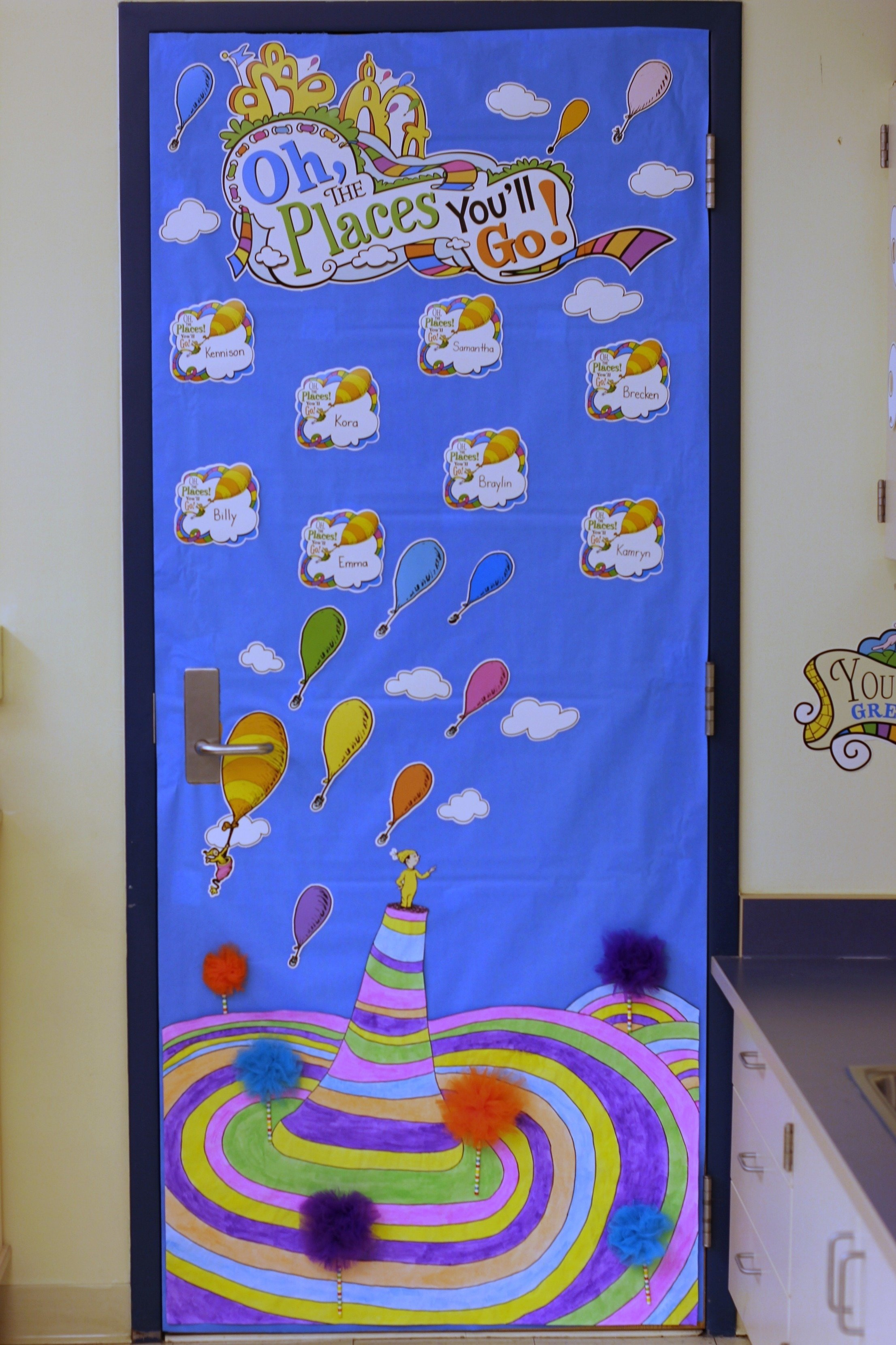 10 Most Popular Dr. Seuss Door Decorating Ideas dr seuss classroom door decoration 2021