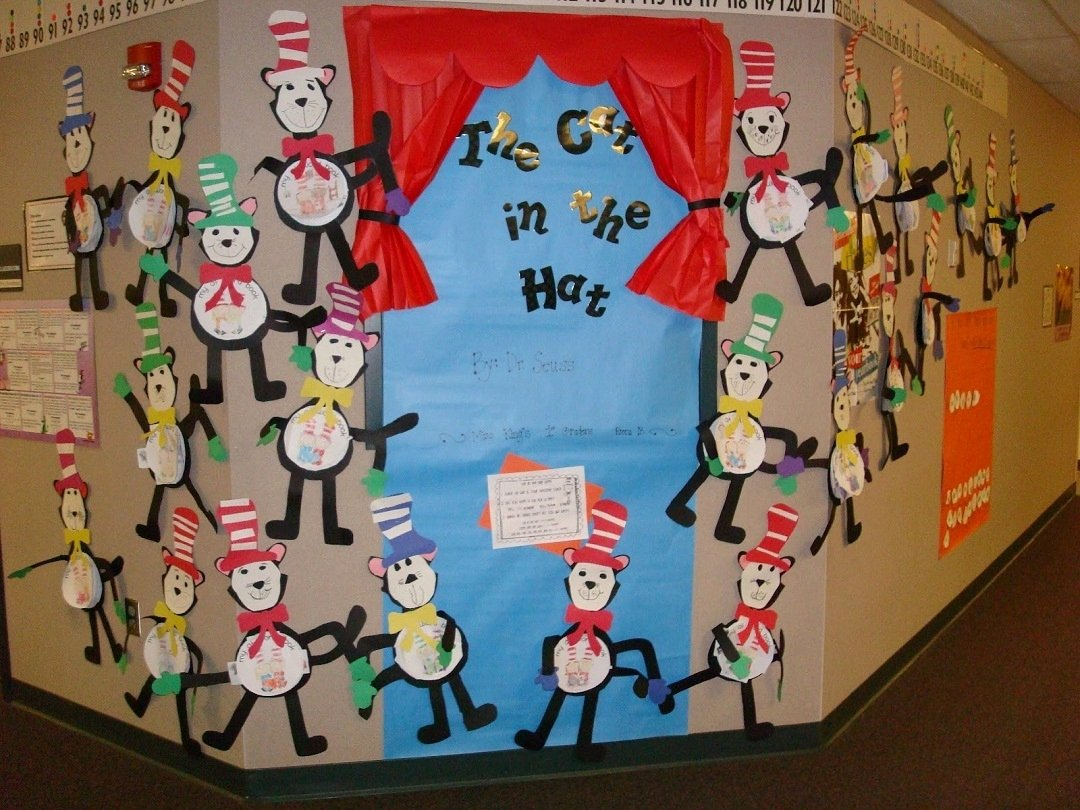 10 Attractive Dr. Seuss Decorating Ideas For Classroom dr seuss door decorating ideas perfect dr seuss door decorating 2020
