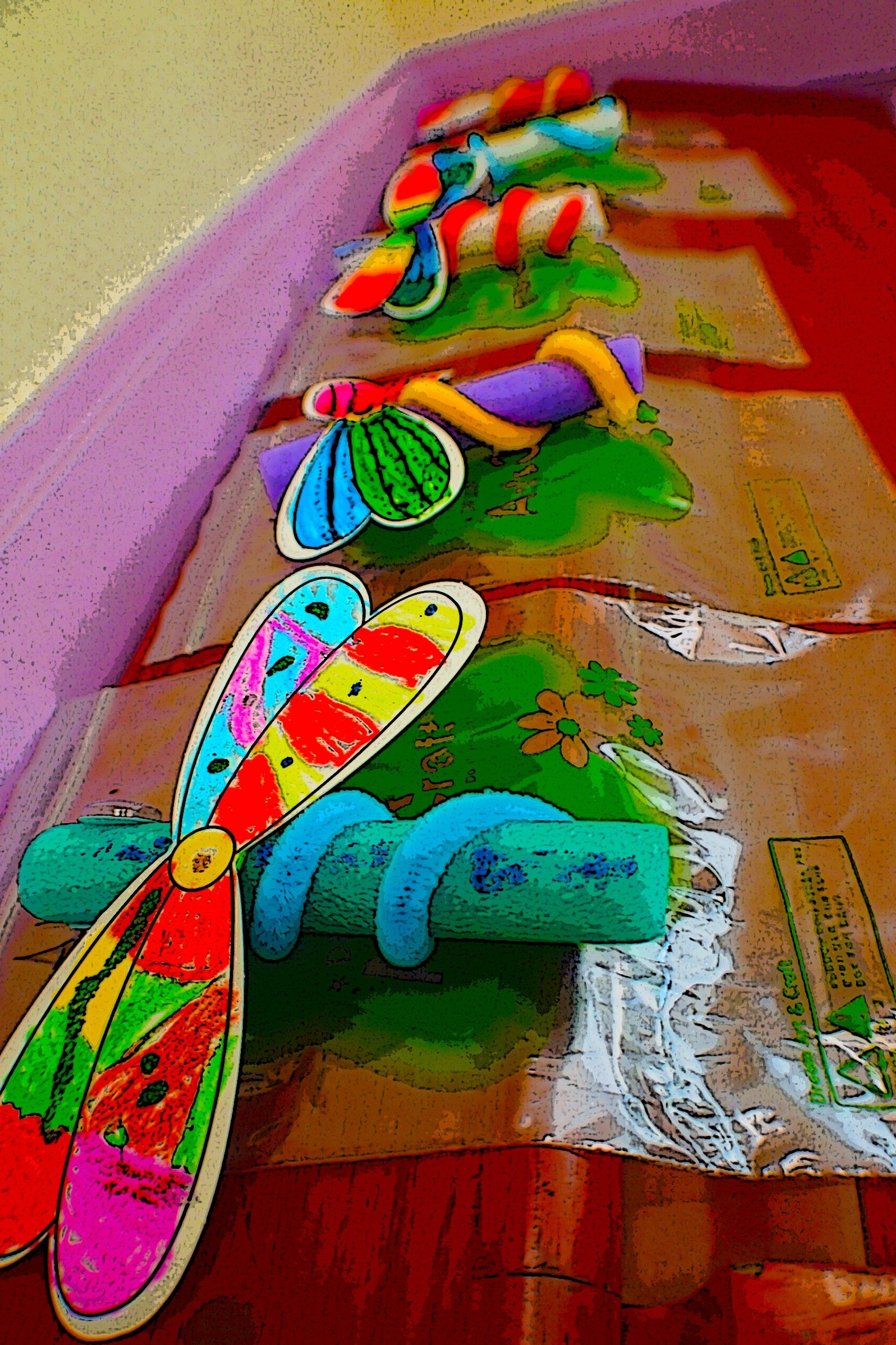 10 Attractive Art Project Ideas For Kids dragonfly art project for kids art for kids pinterest 2021