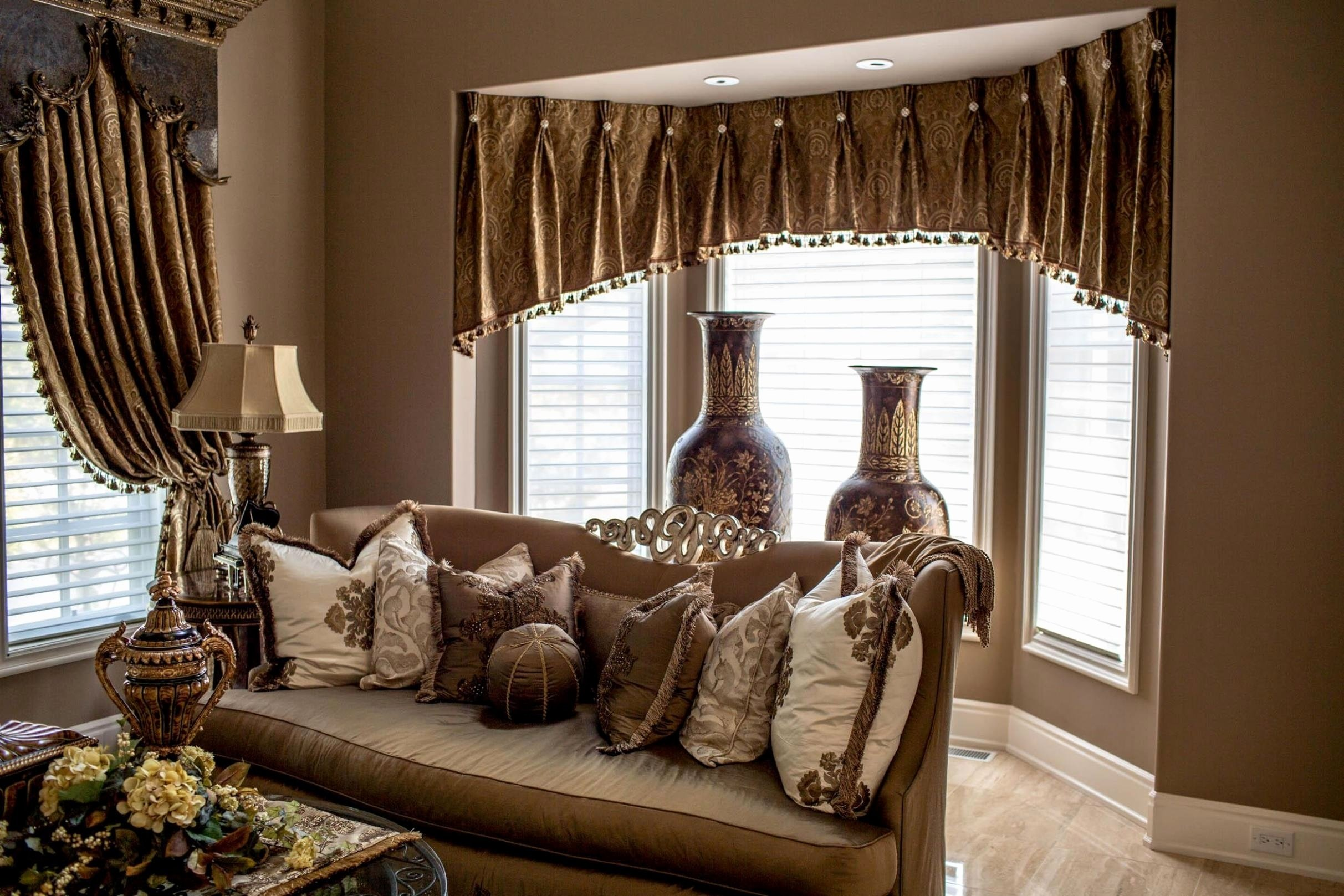 10 Spectacular Drapery Ideas For Living Room drapery ideas living room inspirational curtains gold living room 2020