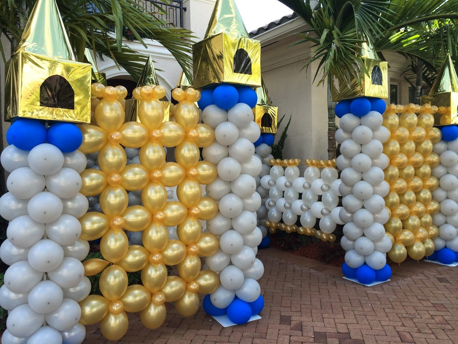 10 Elegant Princess And Prince Party Ideas dreamark events blog first birthday party decorations ideas prince 2020