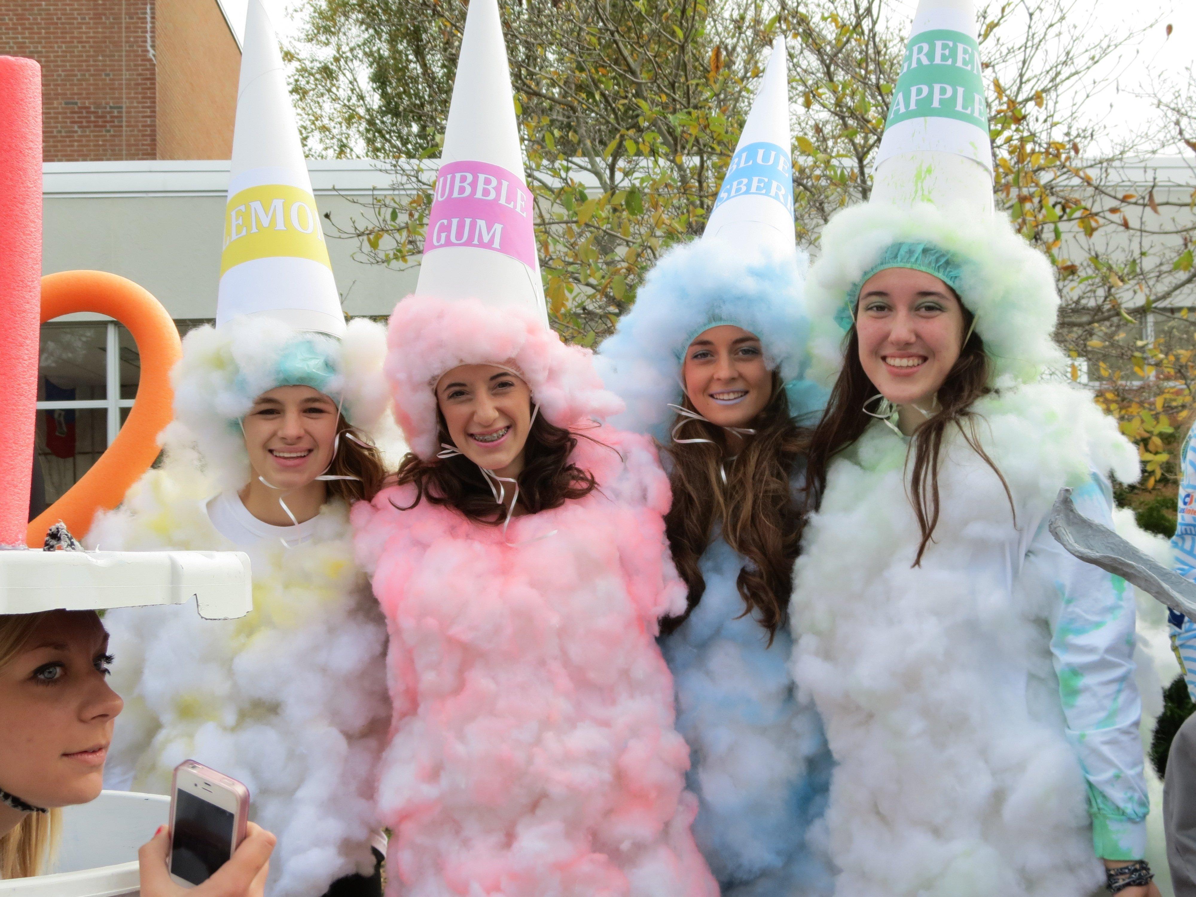 10 Unique Senior Dress Up Day Ideas dressupday3 the holliston vision 2020