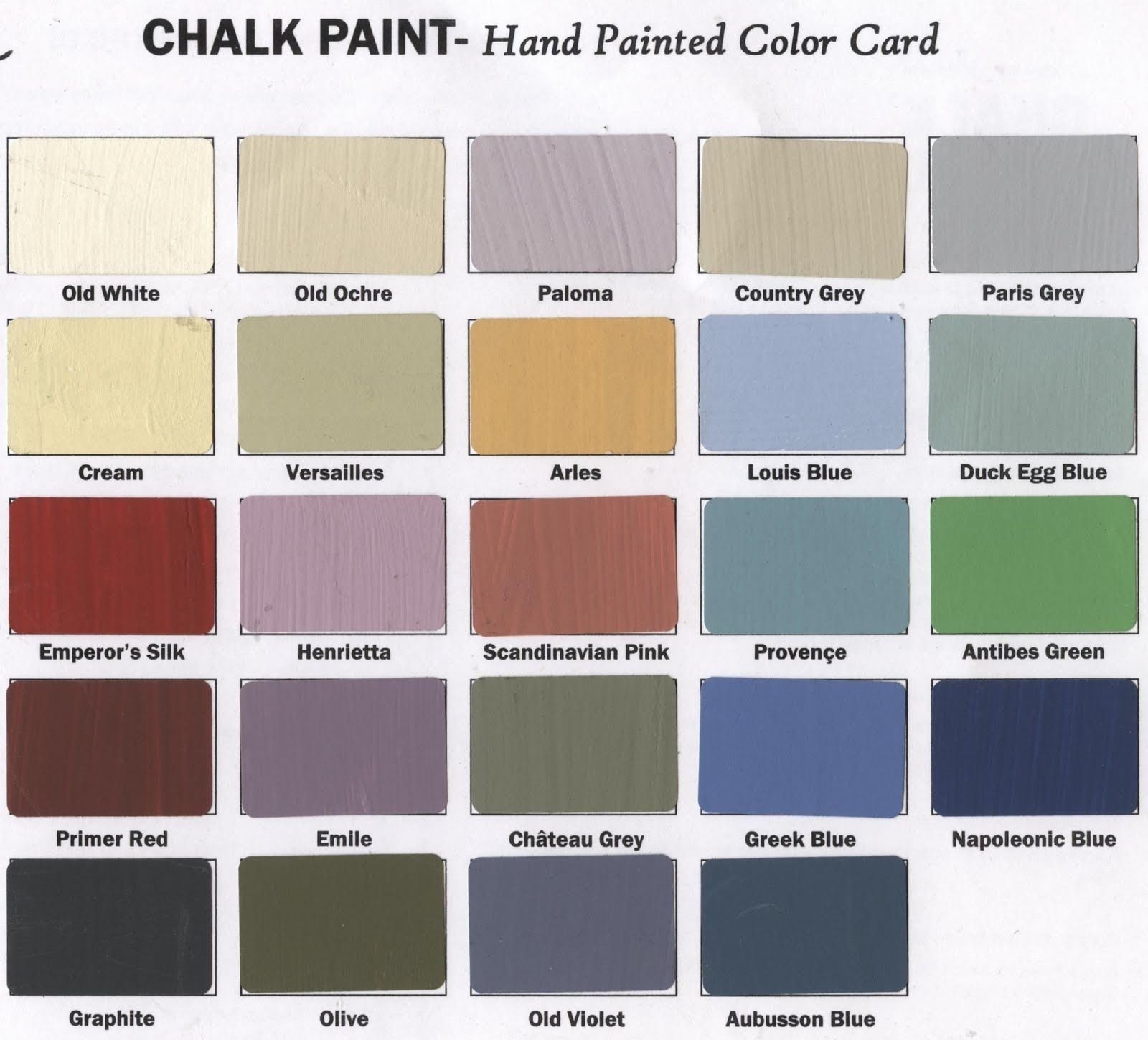 10 Fabulous Chalk Paint Ideas For Furniture duck egg blue old white and emperors silk are calling my name 2020