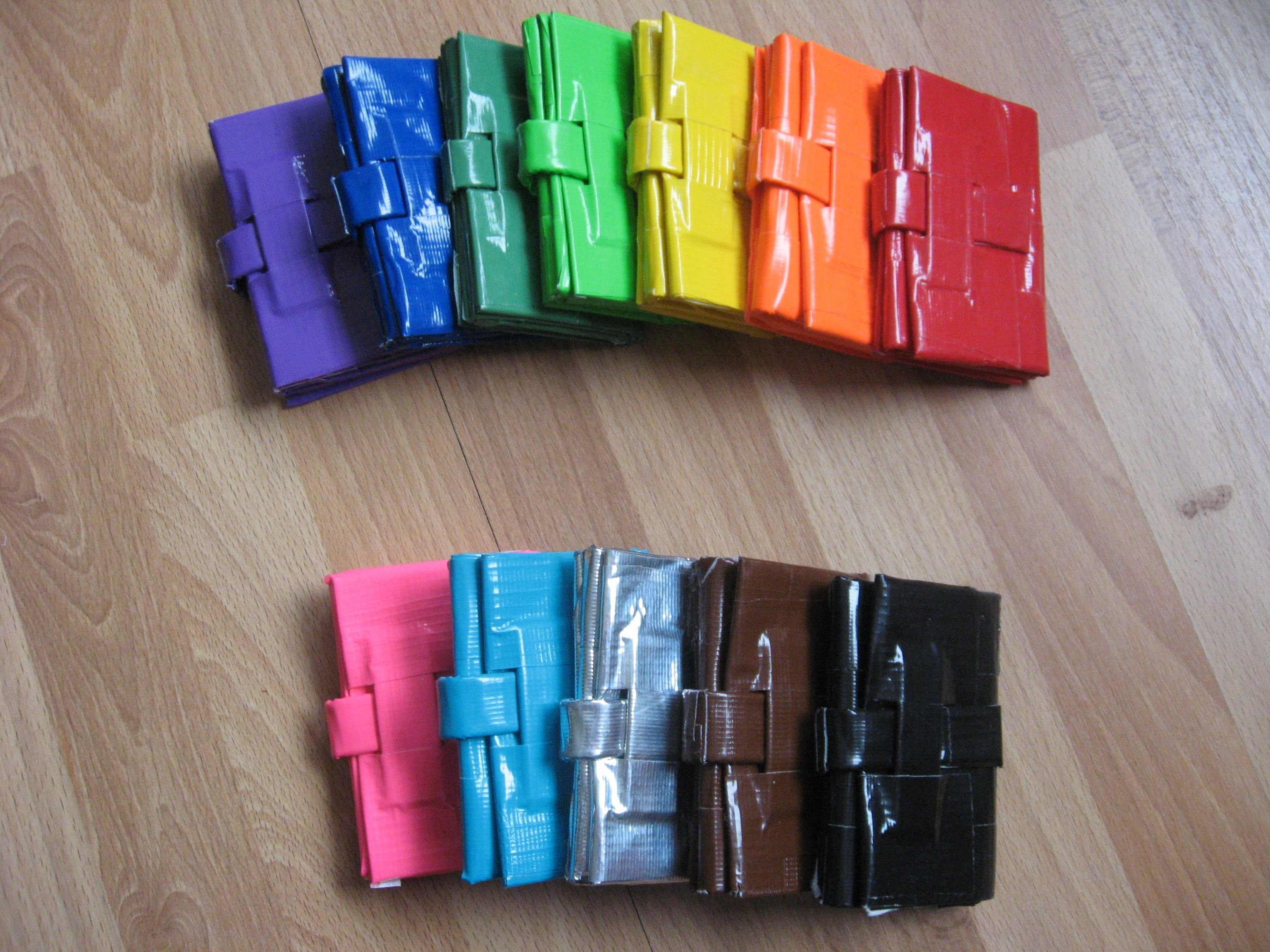 10 Attractive Duct Tape Ideas For Girls duct tape wallet designs ideas duct tape crafts e299a5tape 2020