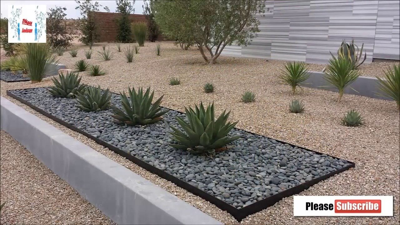 10 Most Popular Desert Landscaping Ideas For Front Yard dugas landscape desert landscape ideas for front yard hd youtube 2021