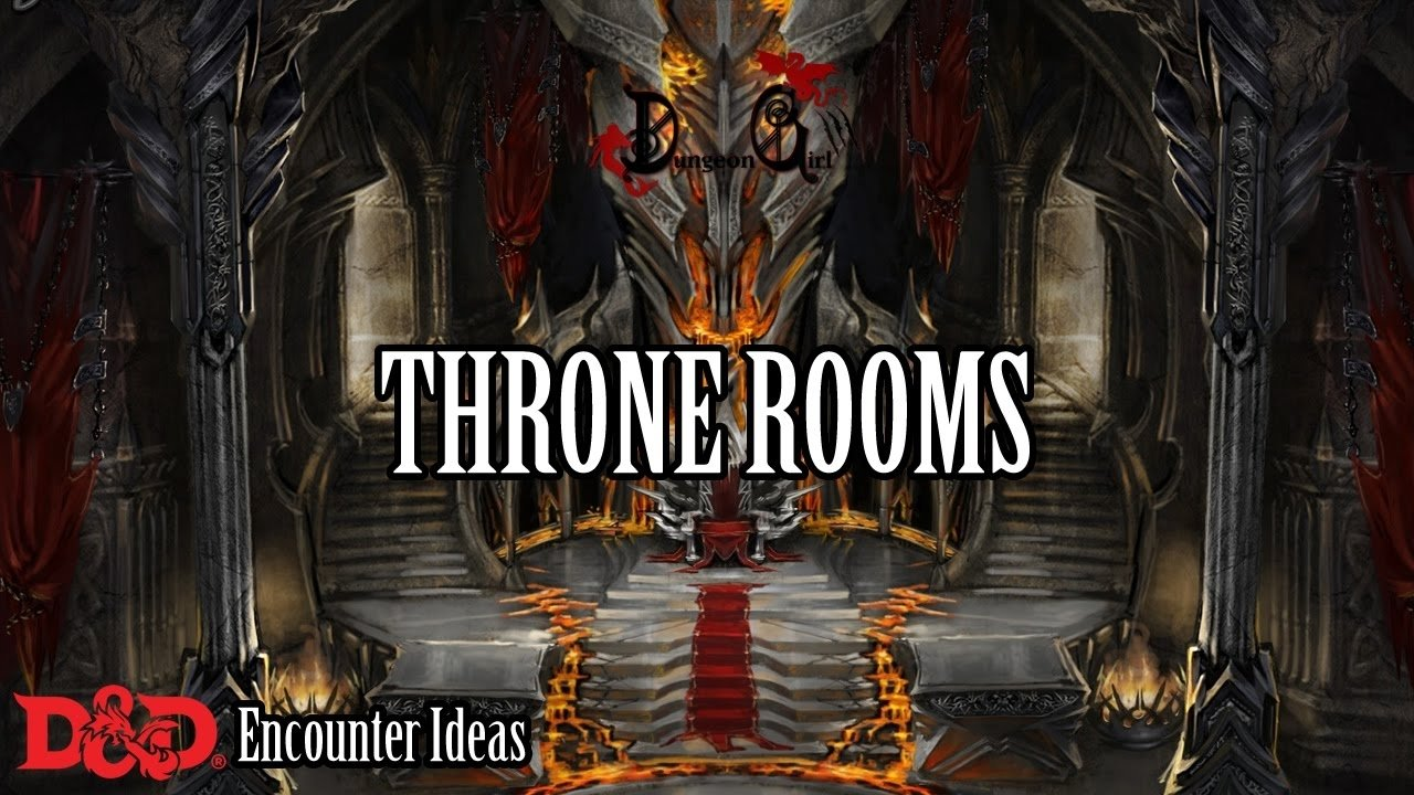 10 Perfect Dungeons And Dragons Adventure Ideas dungeons dragons encounter ideas meeting royalty throne rooms 2020