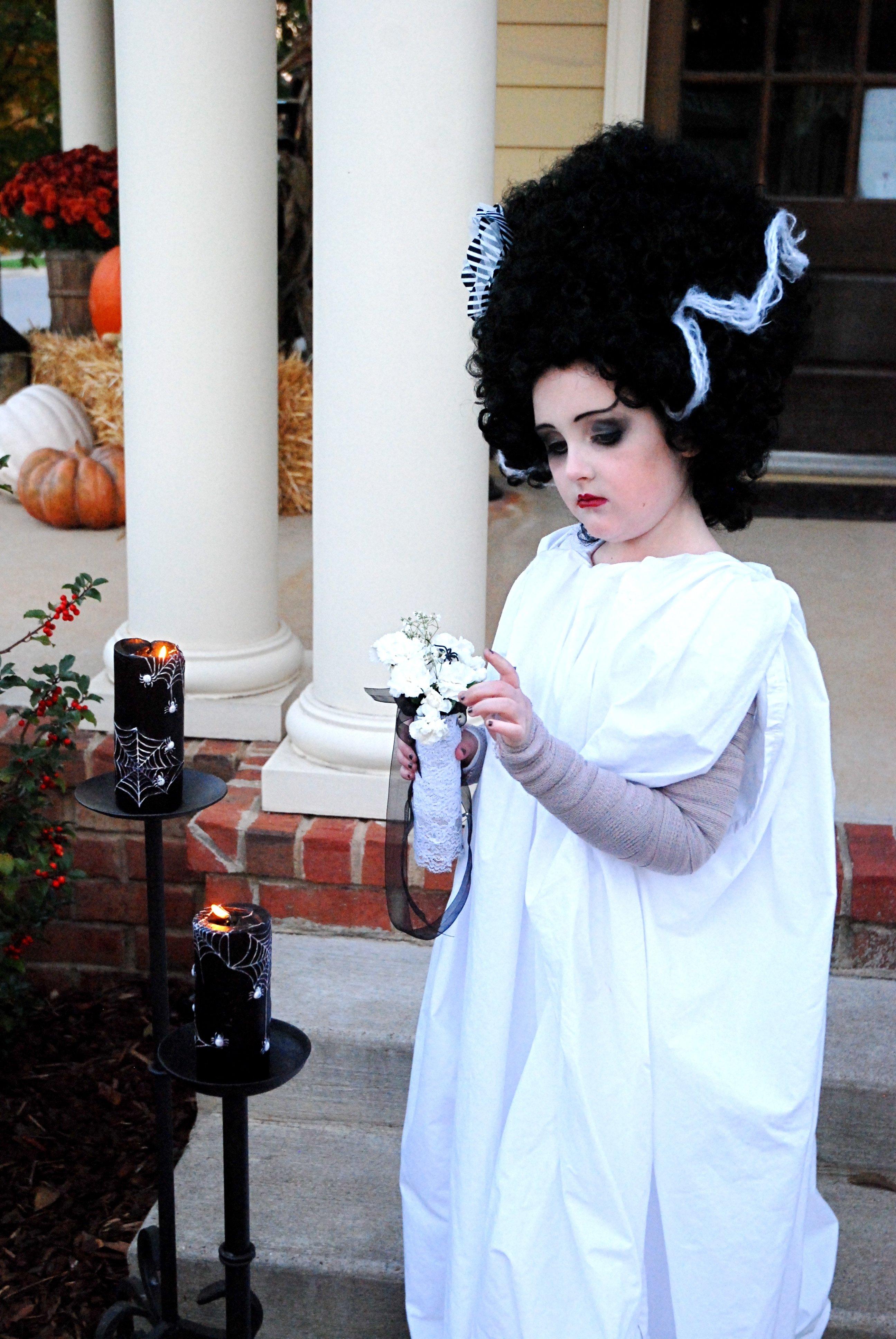 dyi/martha stewart costume bride of frankenstein | costumes