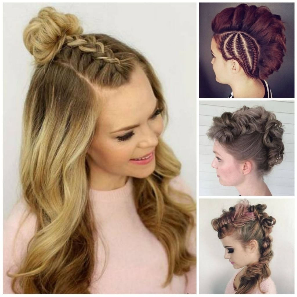 10 Stunning Easy Hair Ideas For Long Hair e2889a 24 awesome quick and easy hairstyles casual hairstyles for long 2021