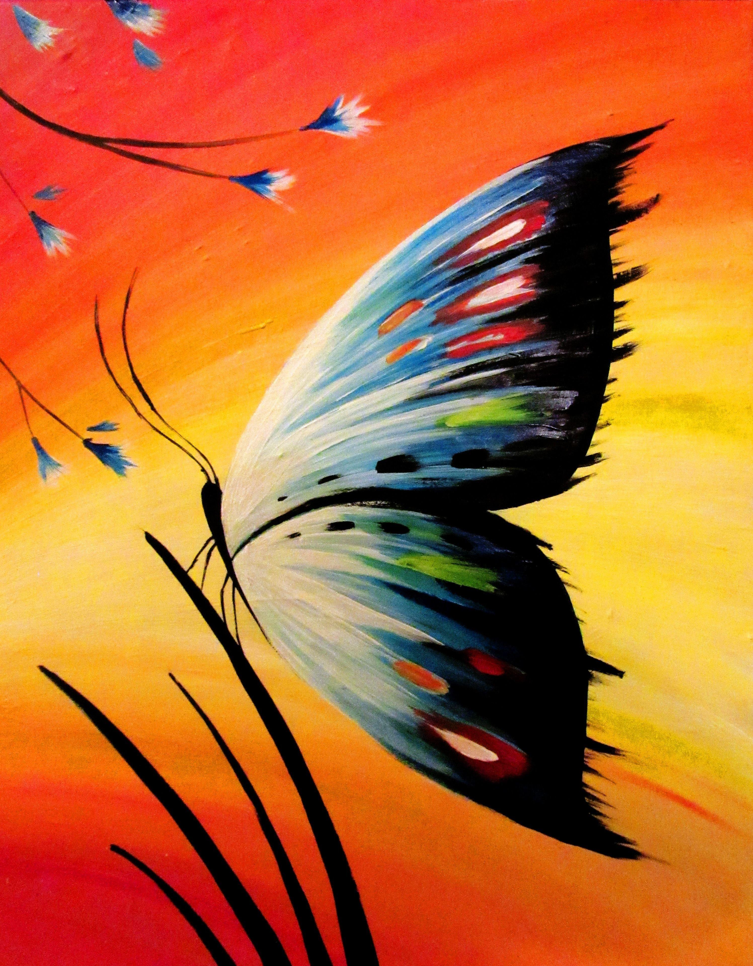 10 Lovable Acrylic Painting On Canvas Ideas e2889a27 simple canvas painting ideas diy easy painting technique de