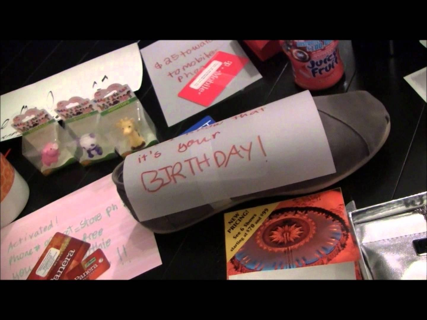 10 Fabulous 29Th Birthday Ideas For Her e299a529 birthday gifts revealede299a5 youtube 2020