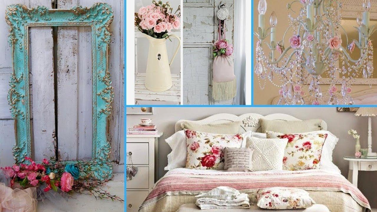 ❤how to diy shabby chic bedroom decor ideas 2017❤| home decor