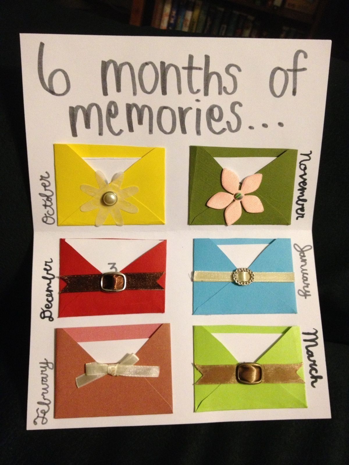 10 Fabulous 6 Month Anniversary Ideas For Him