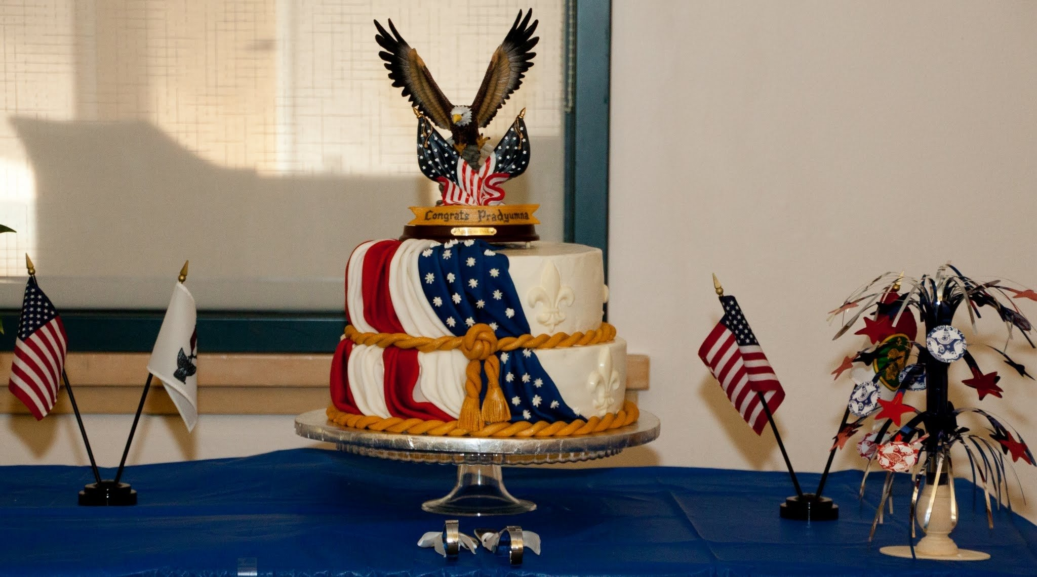 10 Spectacular Boy Scout Court Of Honor Ideas eagle court of honor cake baked in heaven