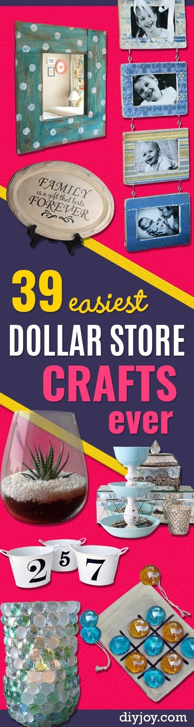 10 Lovely Craft Ideas To Make Money From Home earn money from home 39 easiest dollar store crafts ever quick and 2021