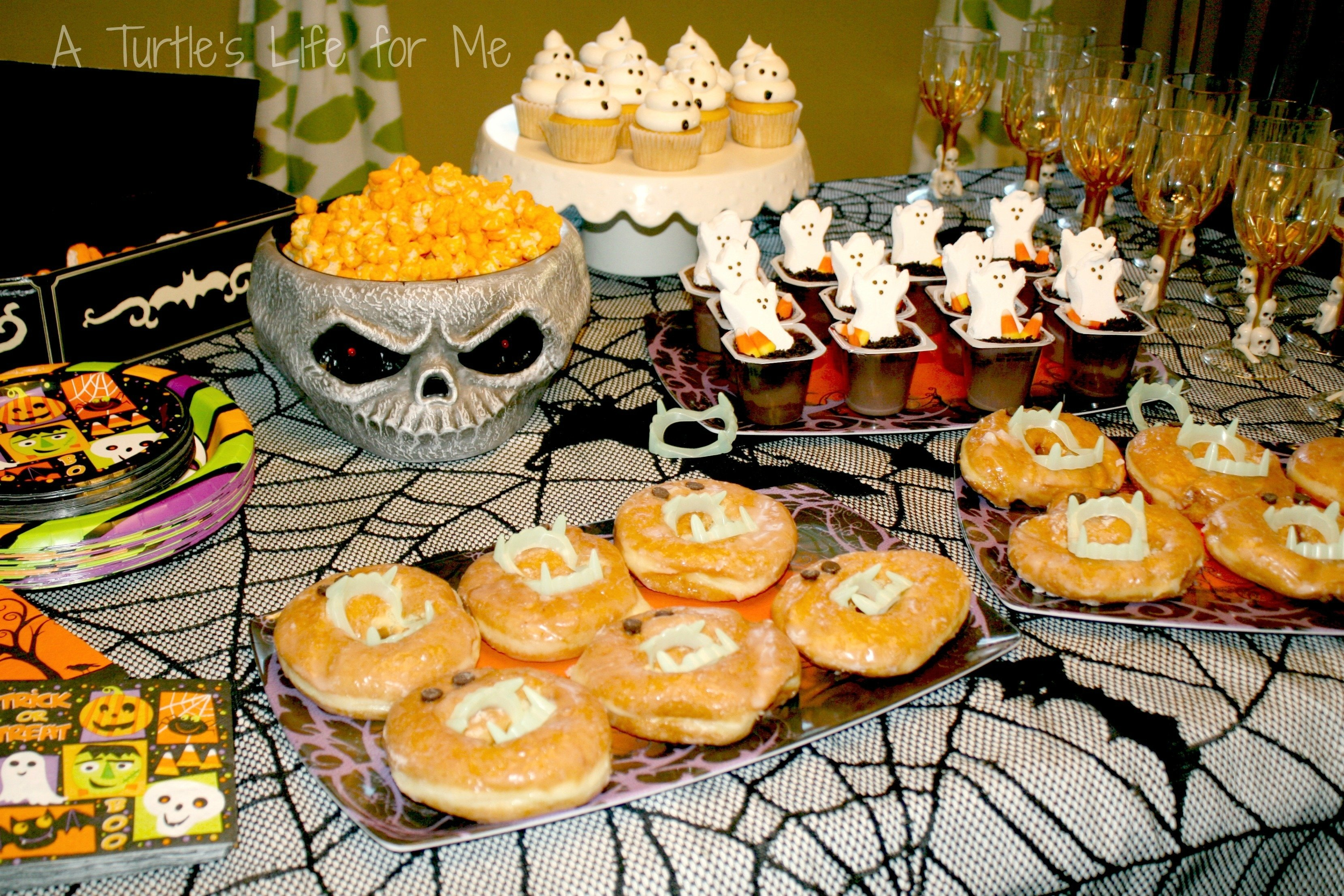 10 most popular halloween birthday party food ideas