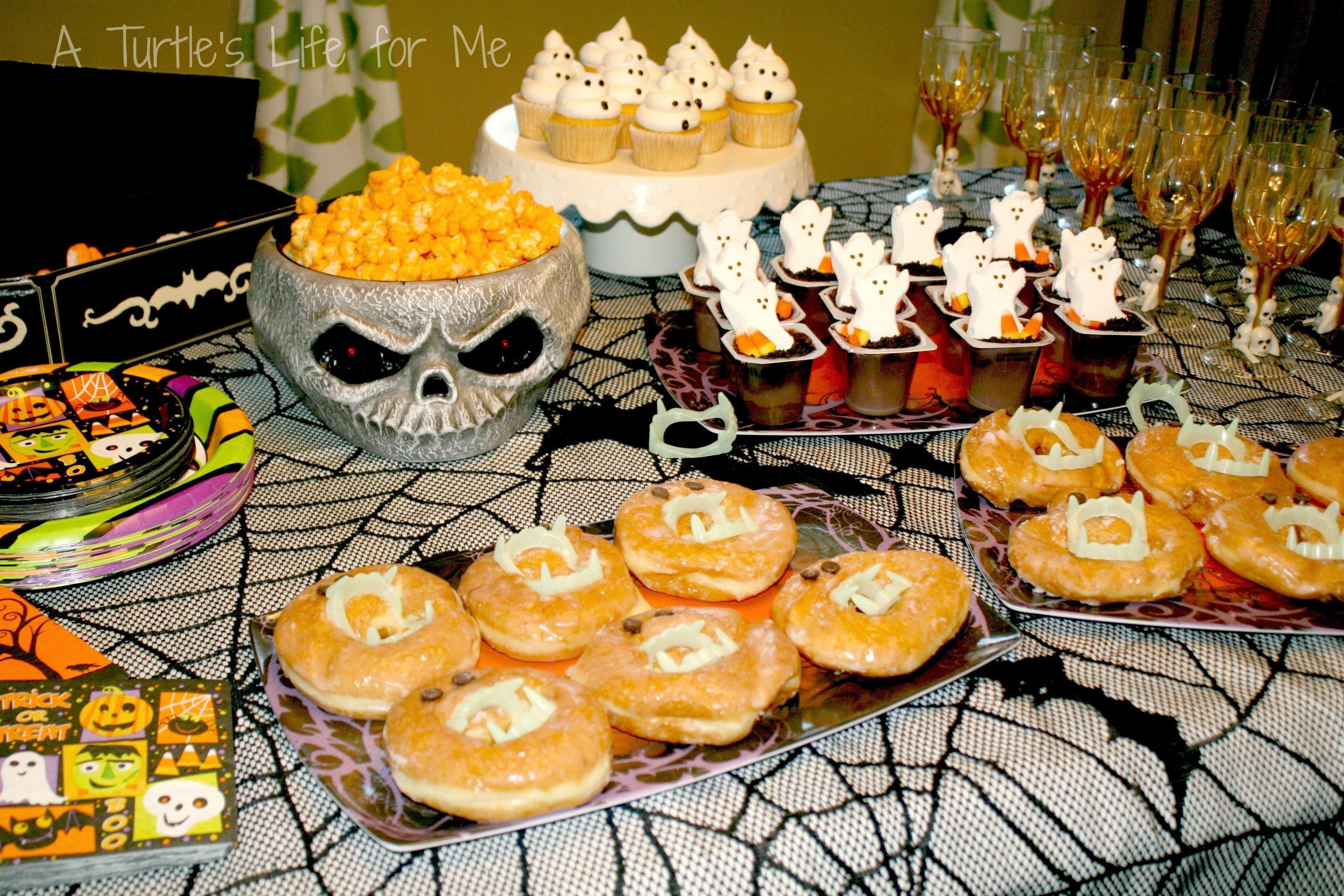 10 Great Kids Halloween Party Food Ideas easiest kids halloween party ever a turtles life for me 2020