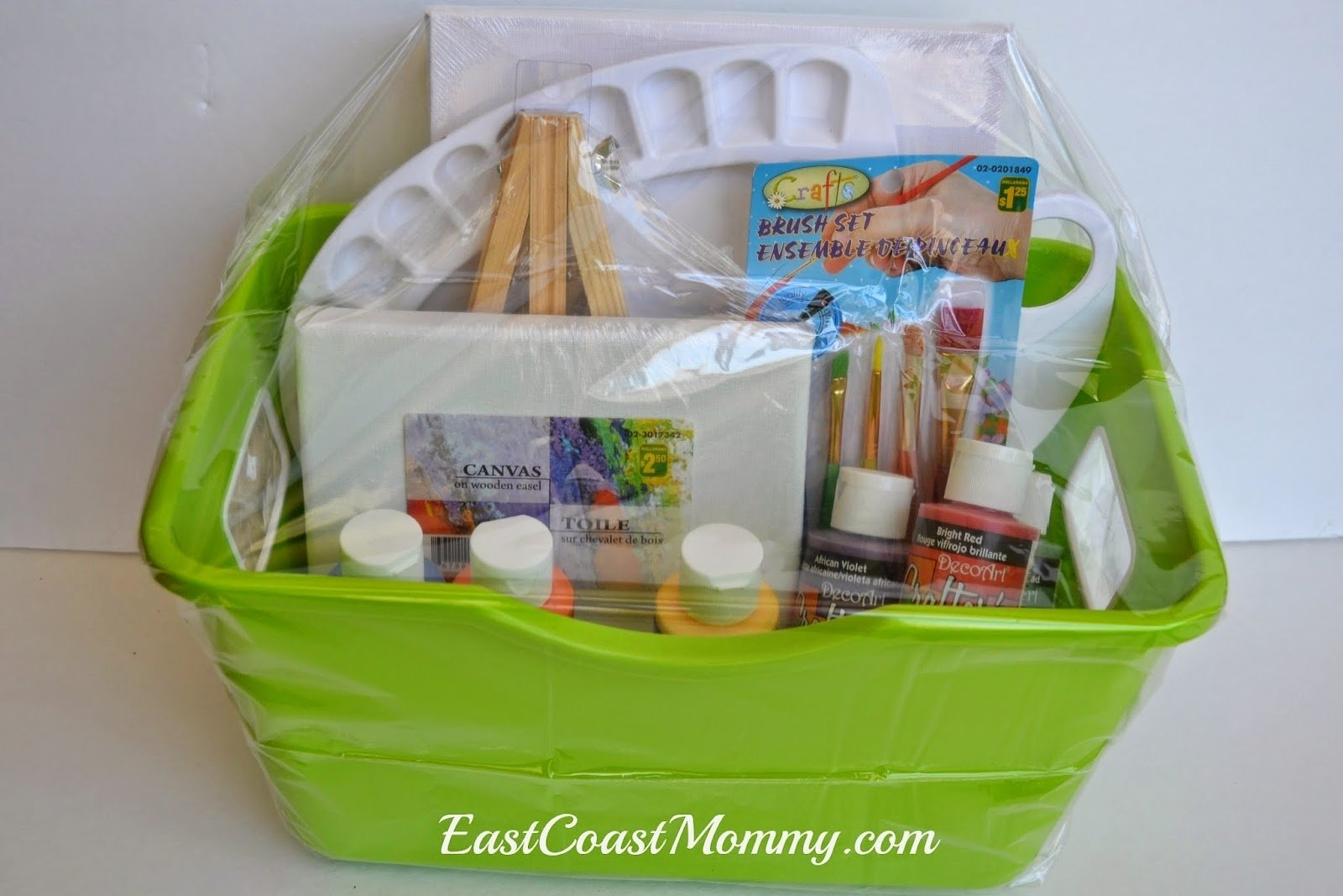 10 Fashionable Gift Basket Ideas For Kids east coast mommy 5 diy gift basket ideas for kids 1