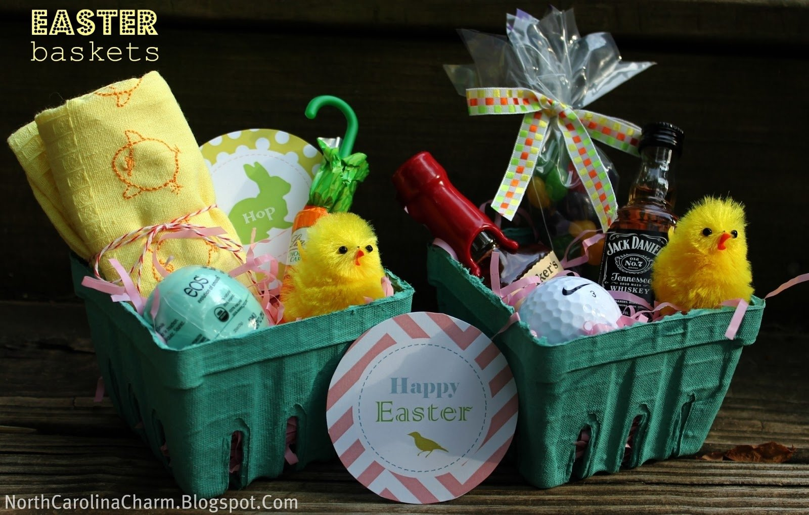 10 Stylish Easter Gift Ideas For Adults easter basket blog hop carolina charm 1 2021