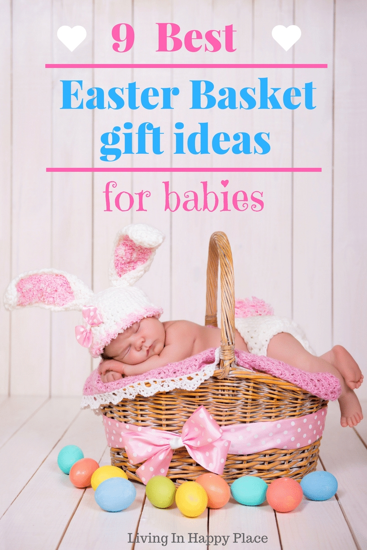 10 Stylish Baby First Easter Basket Ideas easter basket ideas for babies easter gift ideas for baby 1