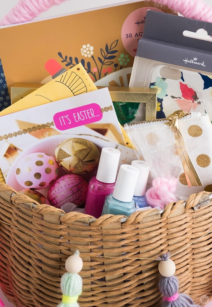 10 Ideal Easter Gift Ideas For Teenagers easter basket ideas for kids from toddlers to teens think make share 6 2020