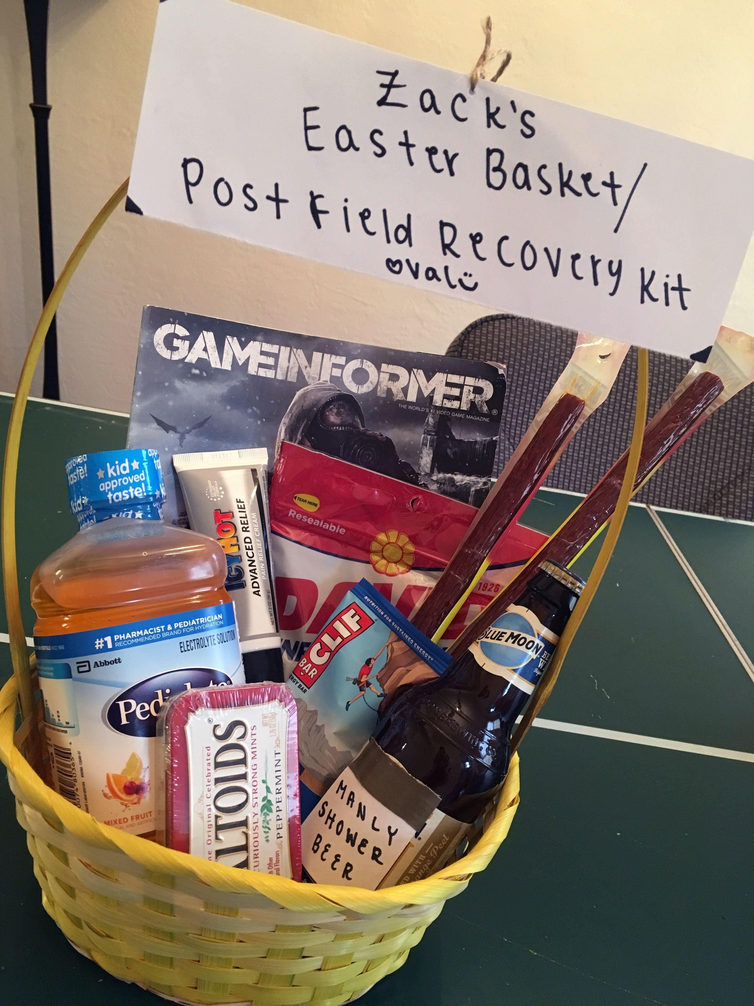 10 Elegant Easter Basket Ideas For Husband easter basket ideas for men in the military husband easter basket 2020