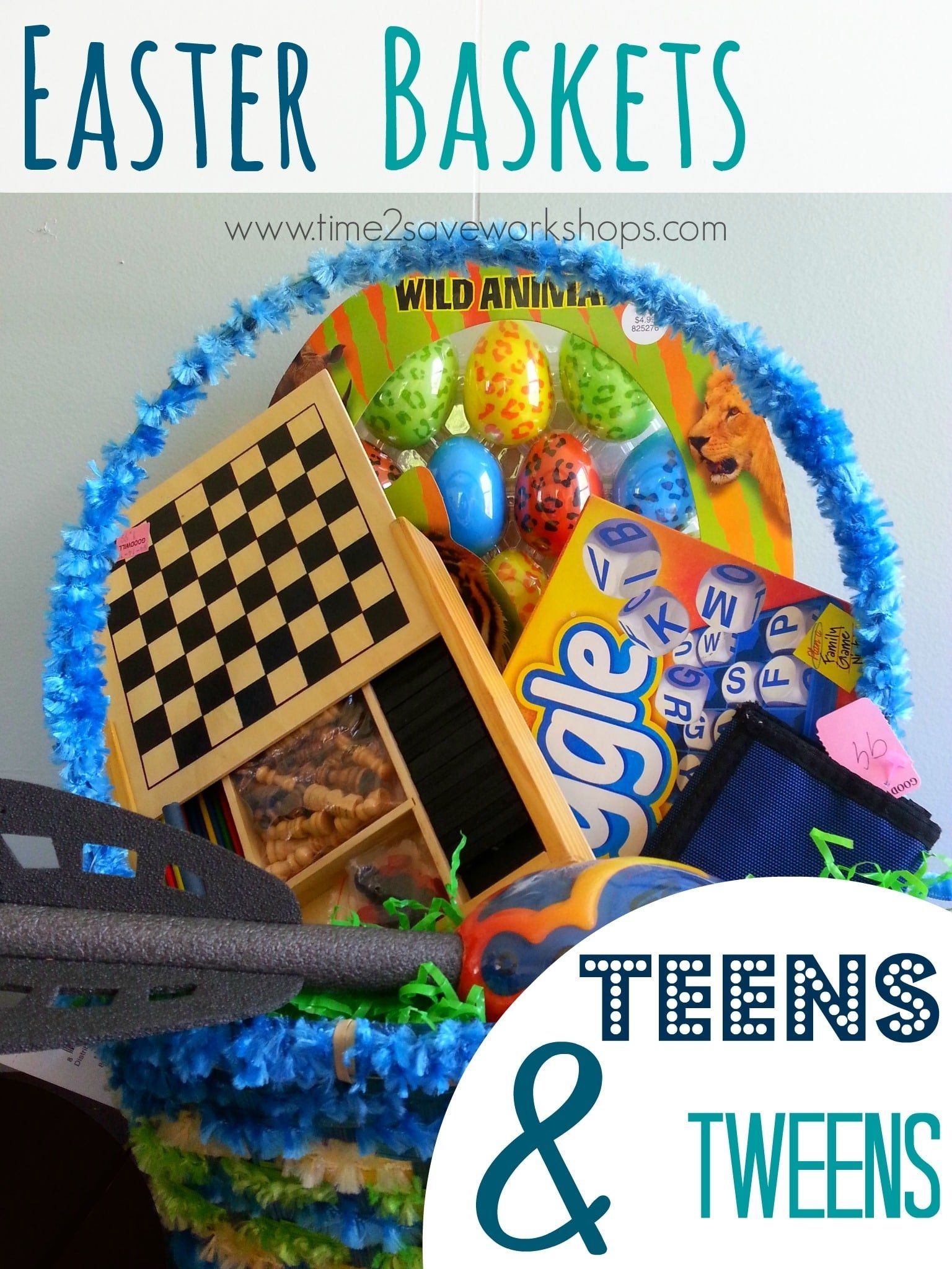 10 Most Recommended Easter Basket Ideas For Tweens easter baskets for teens tweens 6 frugal ideas kasey trenum 2020