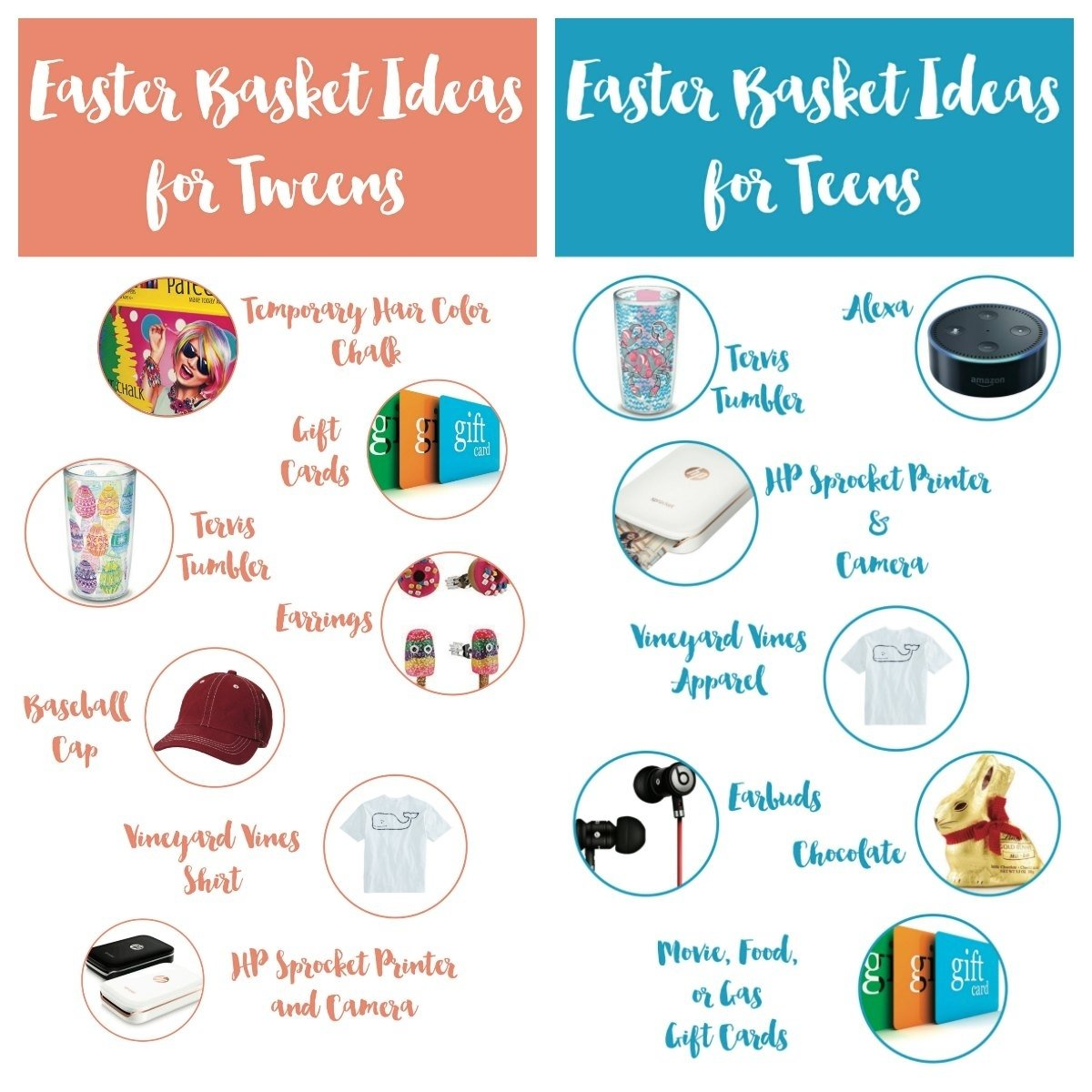 10 Most Recommended Easter Basket Ideas For Tweens easter baskets for tweens and teens everyday party magazine 2020