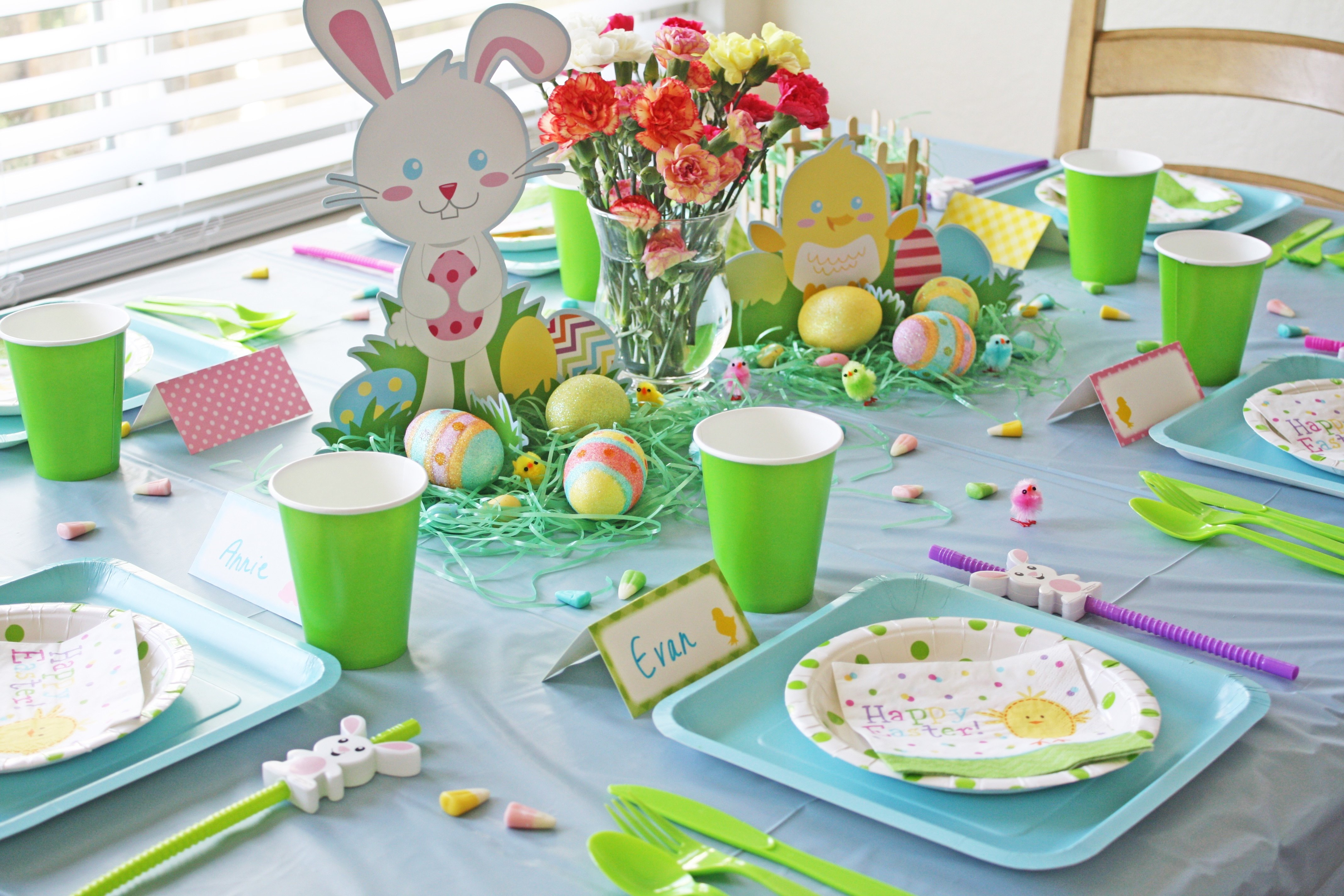 10 Spectacular Easter Party Ideas For Kids easter decorations ideas hd wallpapers images download free 2020