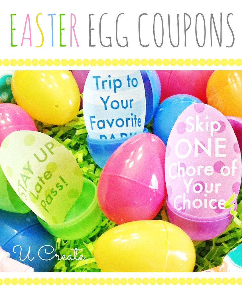 10 Ideal Ideas To Put In Easter Eggs easter egg coupons u create 2020