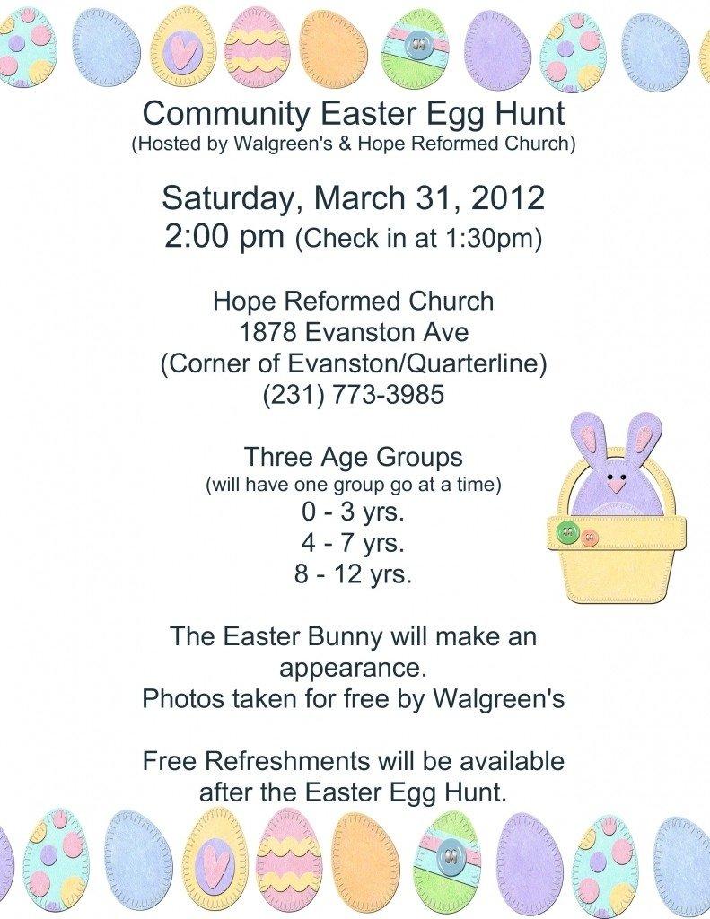 10 Beautiful Church Easter Egg Hunt Ideas easter egg hunt hope muskegon 2020