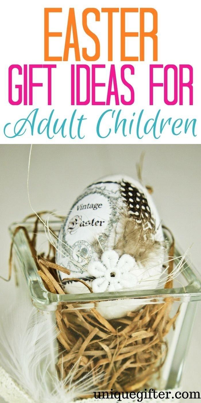 10 Fantastic Gift Ideas For Adult Children easter gift ideas for adult children adult children basket ideas 2021