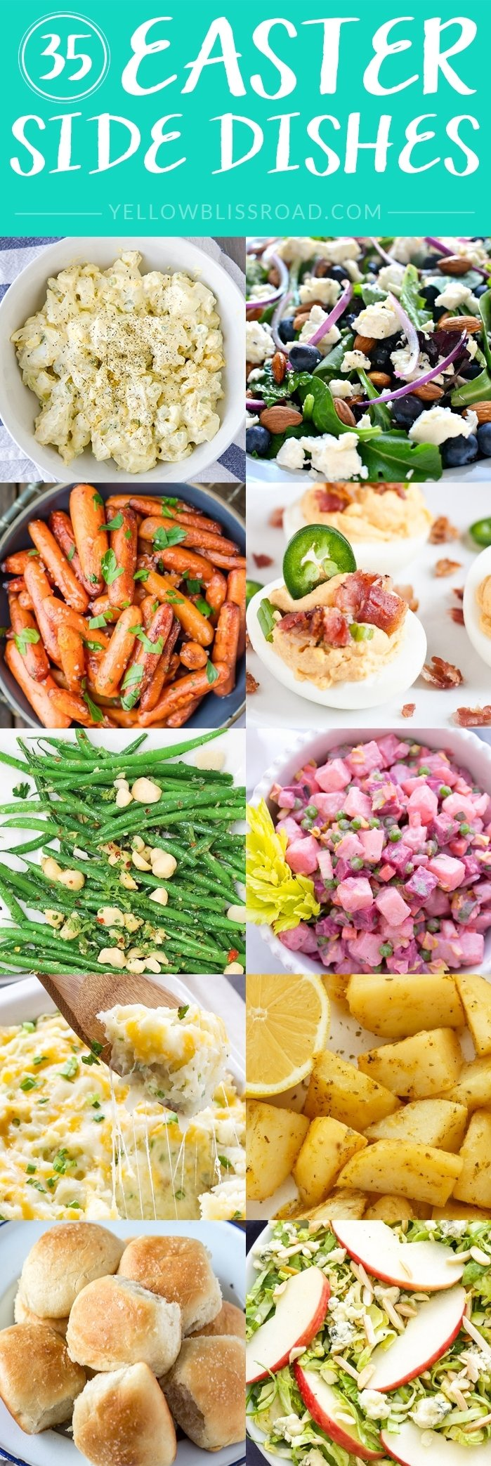 10 Trendy Lunch Ideas For A Crowd easter side dishes more than 50 of the best sides for easter dinner 1 2020