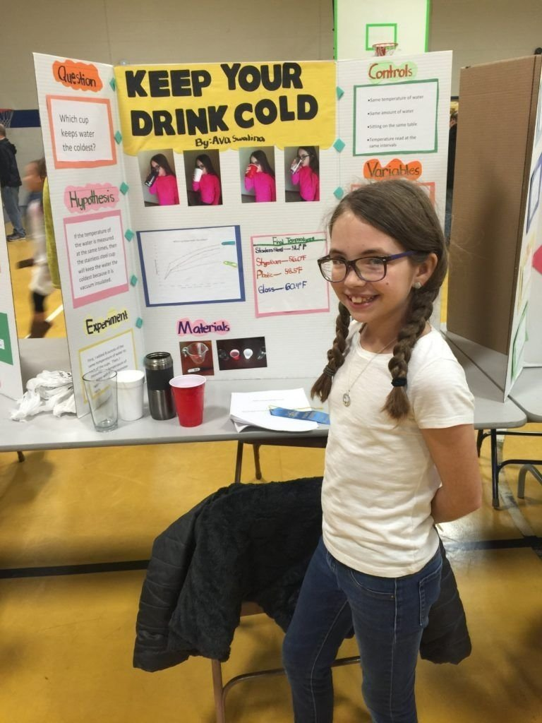 10 Attractive Science Project Ideas For 4Th Graders easy 4th grade science fair project science fair fair projects 2 2020