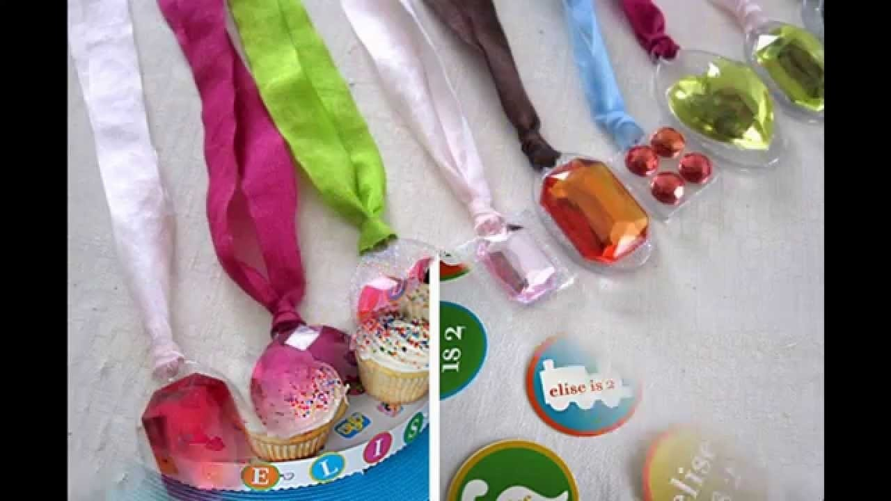10 Stunning Craft Ideas For Birthday Parties easy and simple diy craft ideas for kids birthday party youtube 2020