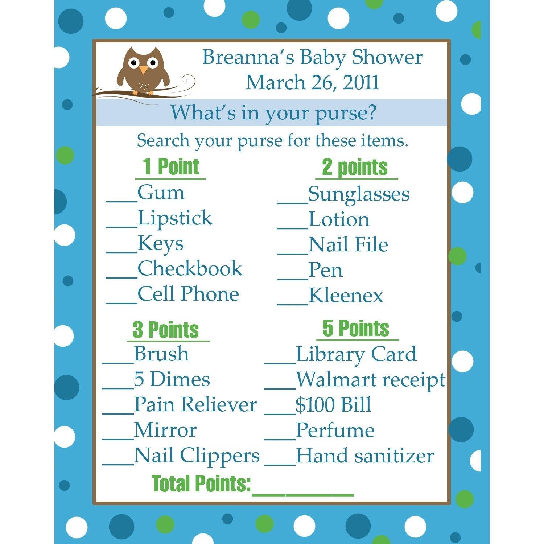easy baby shower game ideas | omega-center - ideas for baby