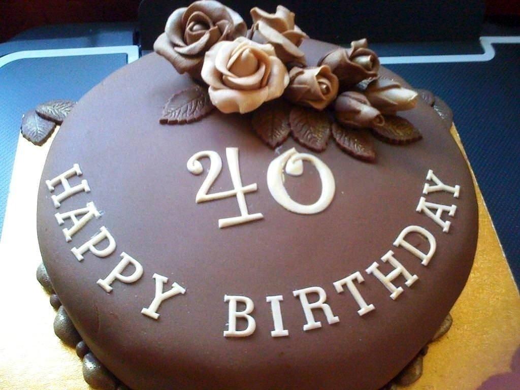 Birthday Cake Designs For Men Easy