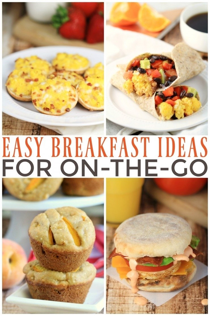 10 Famous Fast And Easy Breakfast Ideas easy breakfast ideas for on the go frugal mom eh 1