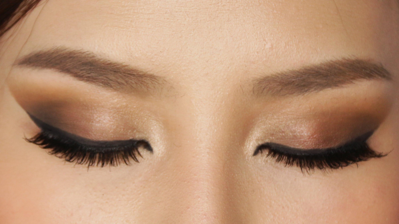 10 Unique Eyeliner Ideas For Brown Eyes easy brown smokey eye makeup tutorial youtube 5 2020