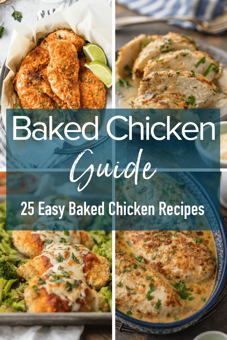 10 Spectacular Easy Dinner Ideas With Chicken Breast easy chicken recipes to make for dinner 25 chicken dinner ideas