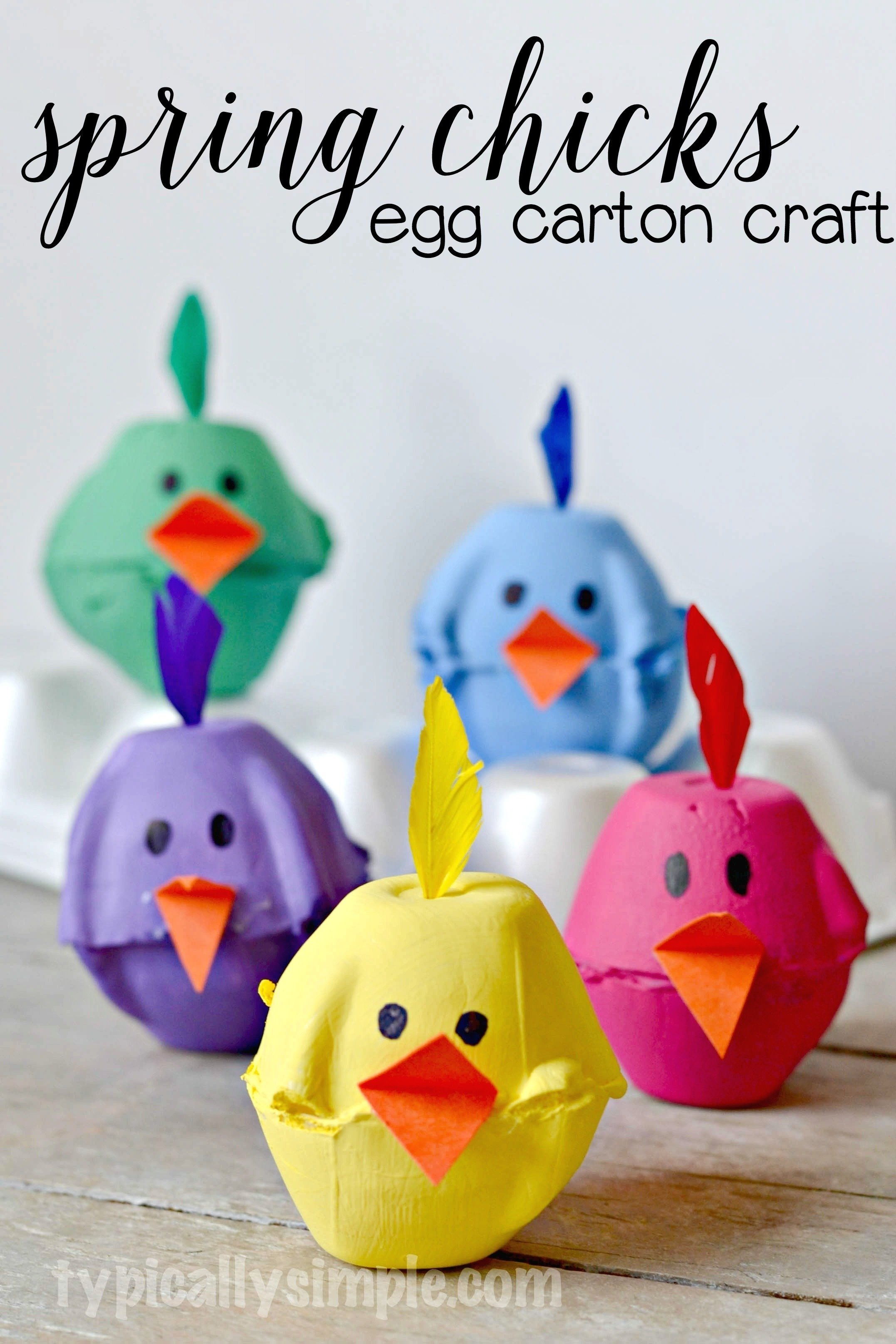 10 Stylish Easter Craft Ideas For Toddlers easy children easter crafts ye craft ideas 1 2020