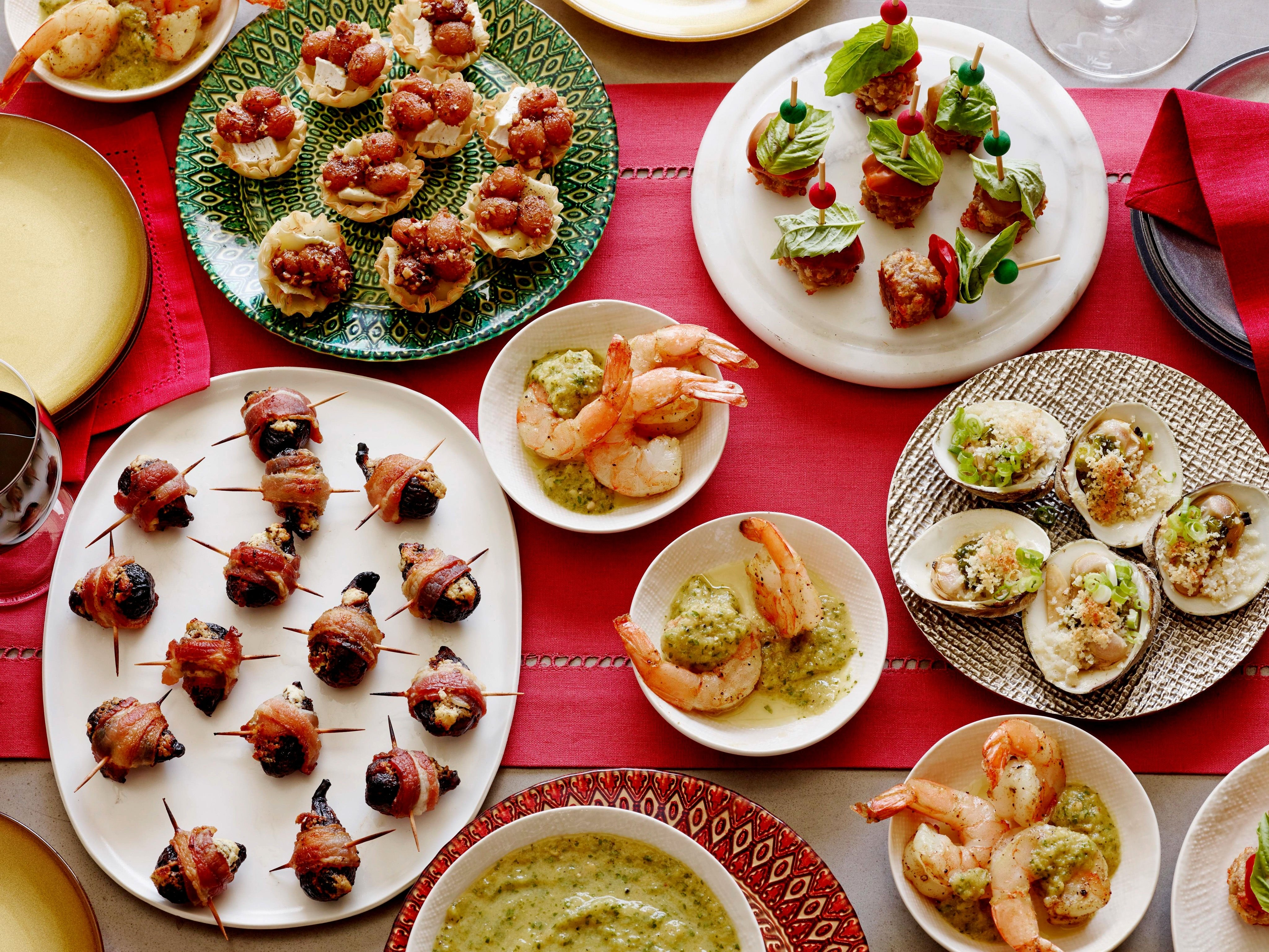 10 Beautiful Christmas Party Food Ideas For Adults easy christmas party food ideas for adults archives decorating of 2021