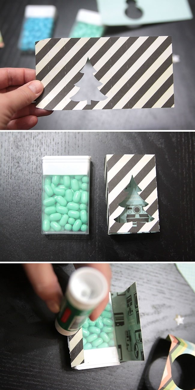 10 Fashionable Cute Christmas Gift Ideas For Friends easy christmas tic tacs cute gift for friends neighbors its 1
