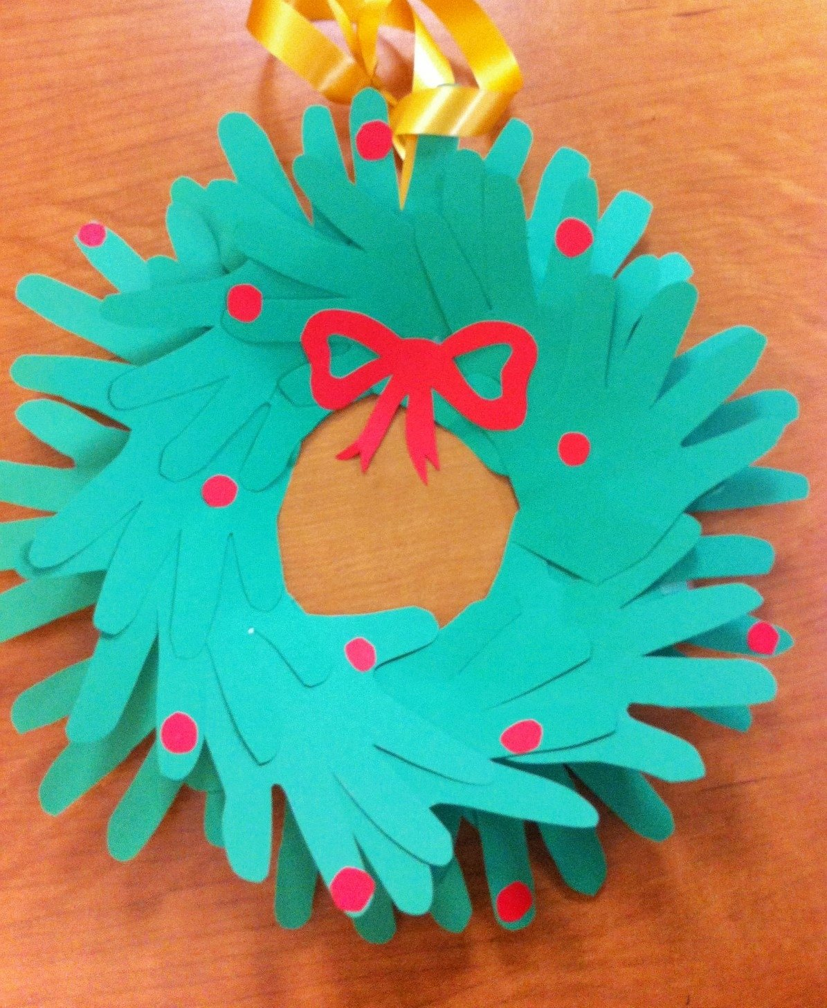 easy construction paper crafts for christmas | find craft ideas