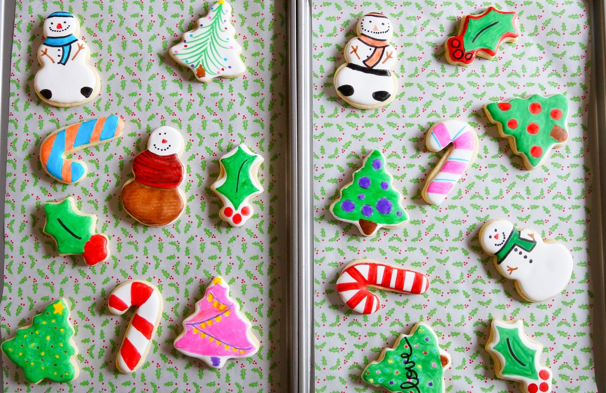 10 Perfect Christmas Cookie Ideas For Kids easy cookie decorating with kids the pioneer woman 2021
