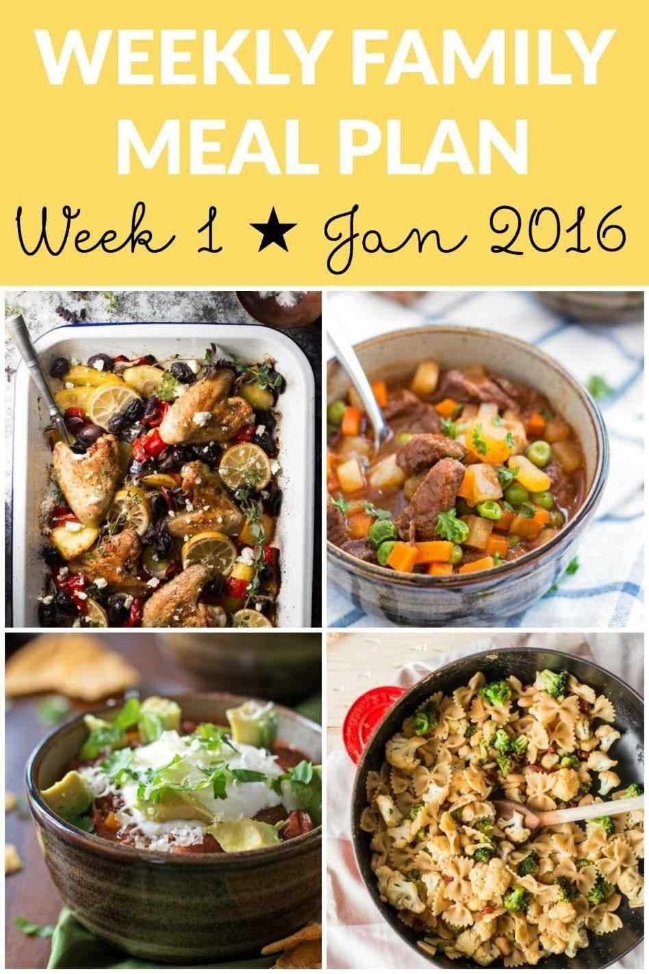 10 Fabulous Easy Healthy Family Dinner Ideas easy dinner for home design healthsupportus easy healthy family meal 4 2021