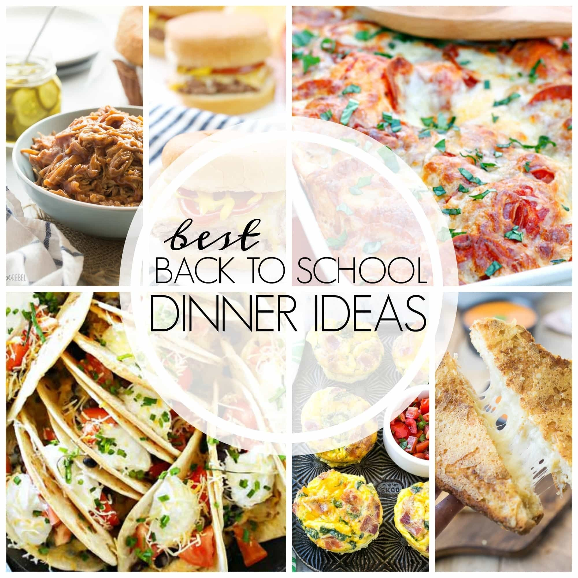 10 Attractive Easy Dinner Ideas For Family easy dinner recipes 20 family friendly ideas self proclaimed foodie